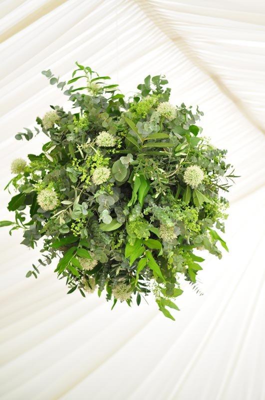 wedding flowers green parlour
