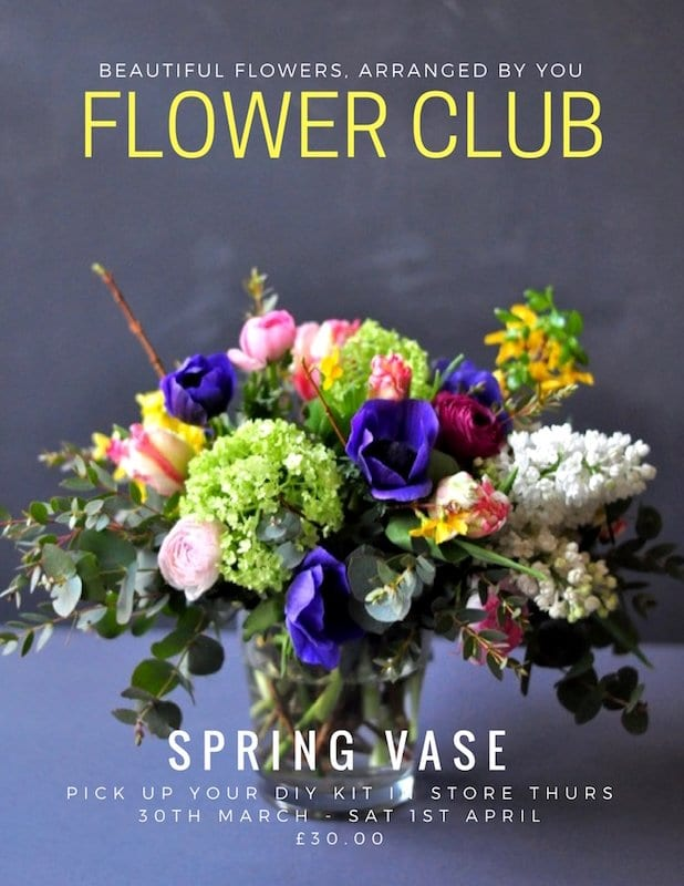 Green Parlour Flower School