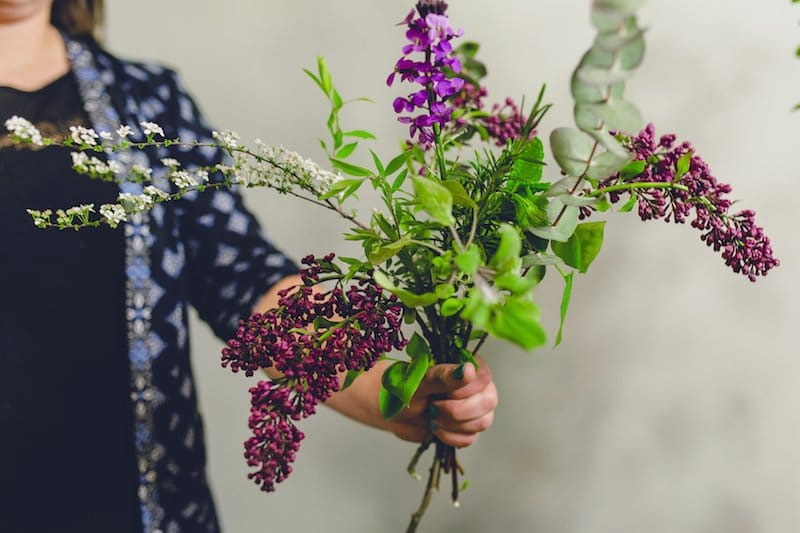 DIY wedding flower courses Berkshire