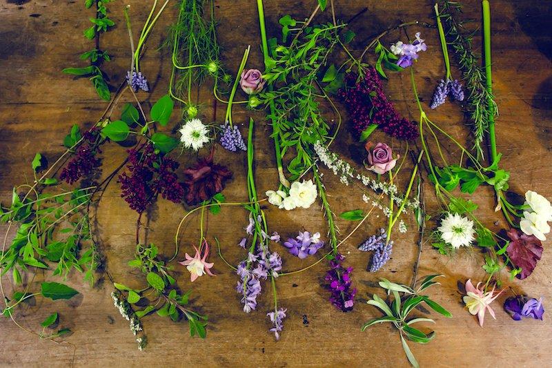 green parlour flower course berkshire
