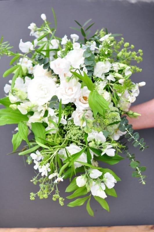 wedding flowers berkshire green parlour